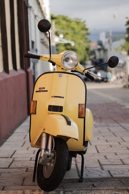 scooterwinkel Rotterdam
